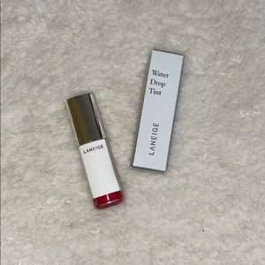 BNIB Laneige Water Drop Tint Rose Mauve